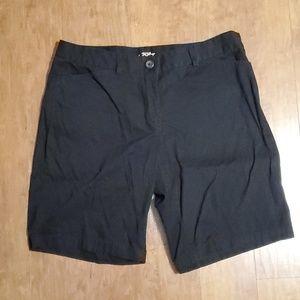 LOFT Shorts, 12 Curvy